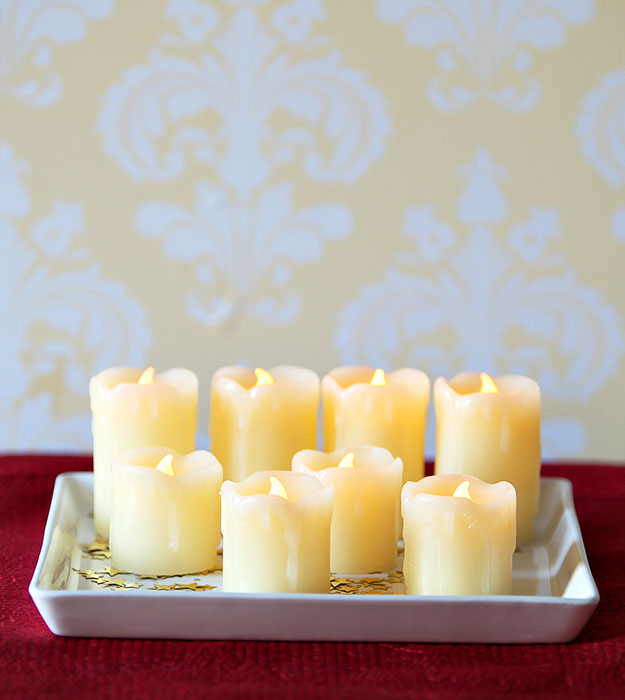 Unconventional Lighting | Traditional Ideas | Shop Flameless Candles