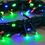 64 LED Multi Color Battery String Lights w/Timer & 8 Functions - 30 Day Battery