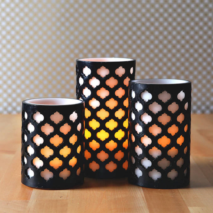 flameless candles with timer Lights.| Decor | Flameless Candles | Flameless Pillar Candles  flameless candles with timer