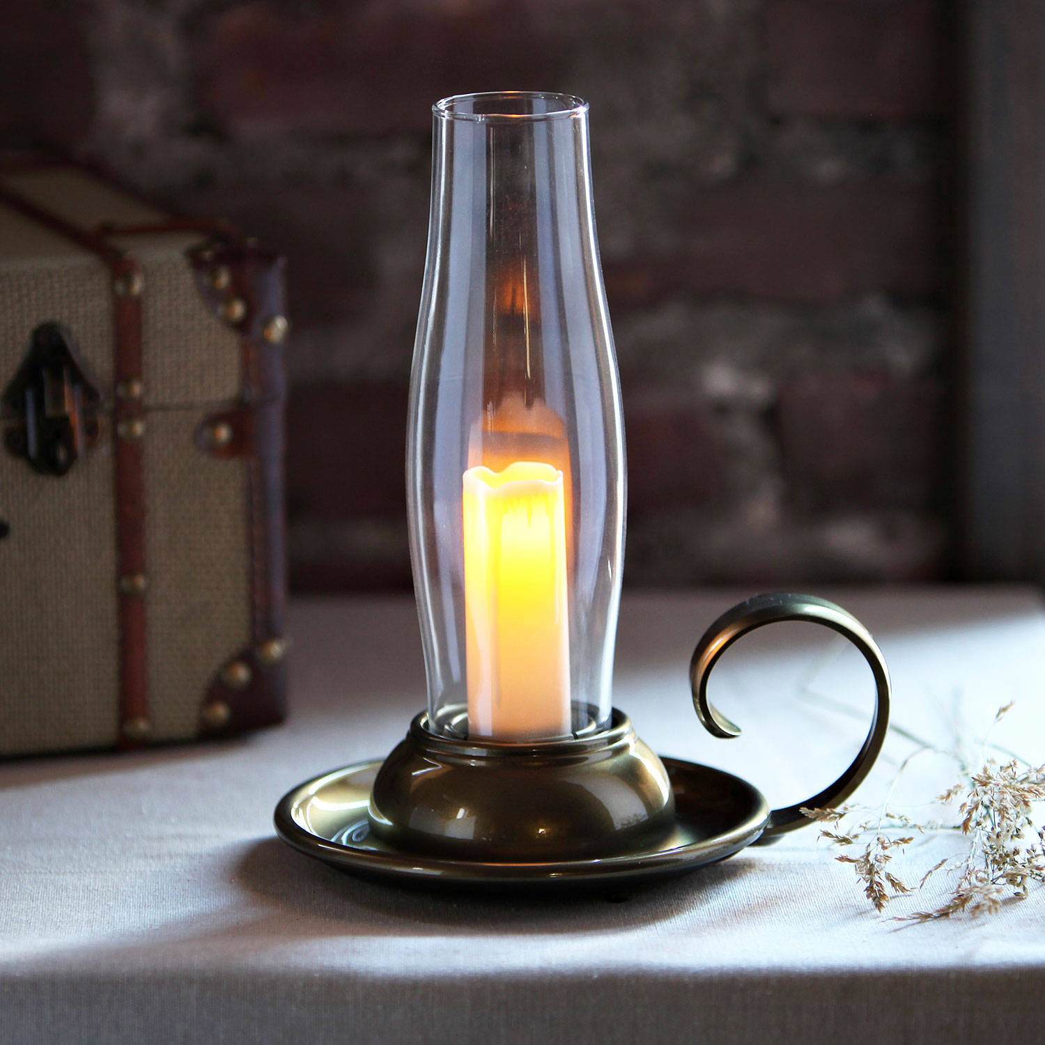 open image - Christmas Candle Lights For Windows