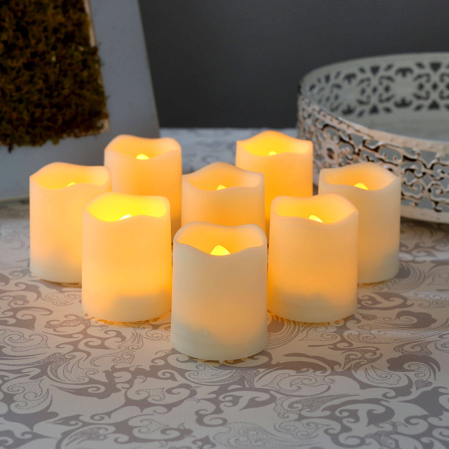 Lights Com Flameless Candles Tea Lights Amp Votives