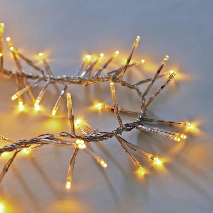 Lights Decor String Lights Led Christmas Lights Warm