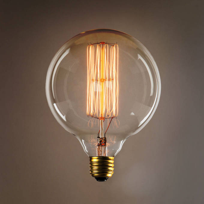 Bedford G40 Vintage Edison Bulbs 40W (E26) - Set of 2 : bedford lighting - azcodes.com