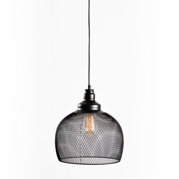 Lights.com | Ceiling | Pendant Lighting | Bergen Bell Pendant, Matte ...