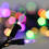 Dual Color Option 100 LED Classic M5 Bulb Battery String Lights
