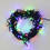 Mutlicolor Battery-Powered 200 LED String Lights AA Box