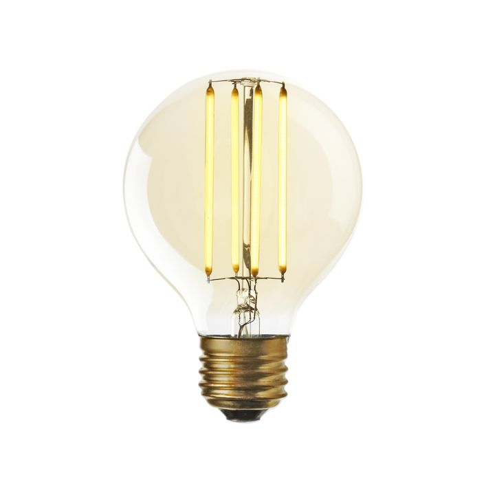 Midwood LED G25 Vintage Edison Bulbs (E26), Single