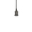 Alton Pendant, Black Chrome