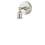 Alton Wall Sconce, Satin Nickel