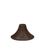 Beacon Accent Lamp, Mahogany