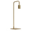 Hoyt Table Lamp, Aged Brass