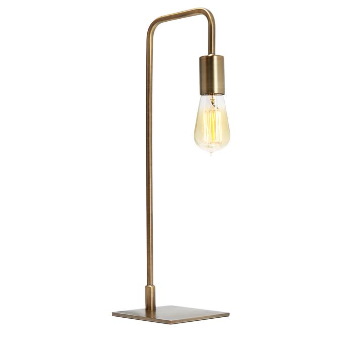 Prospect Table Lamp, Bronze