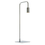 Prospect Table Lamp, Chrome