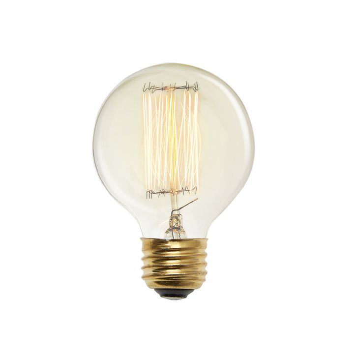 Midwood G25 Vintage Globe Bulb 40W (E26) - Single