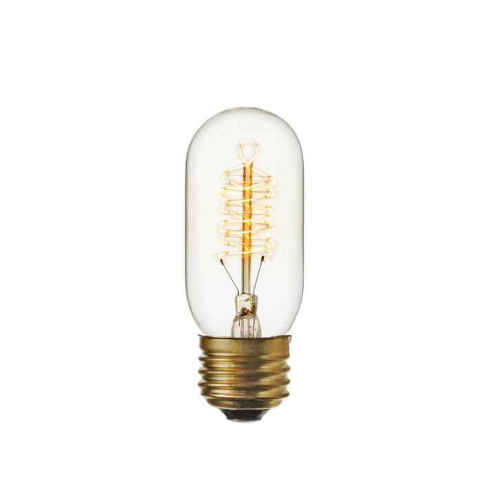 Kensington T14 Vintage Edison Bulbs, 40W (E26) - Single