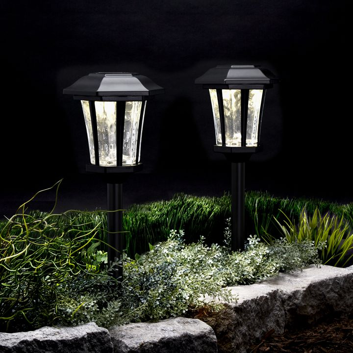 Solar Outdoor String Lights Costco: Solar Landscape Lighting