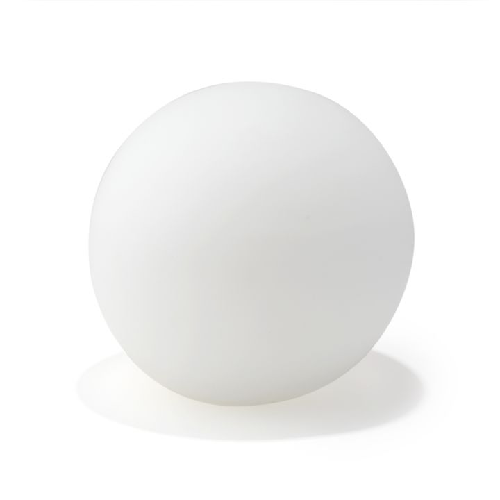 White Frosted Globe Replacement, Powell Series