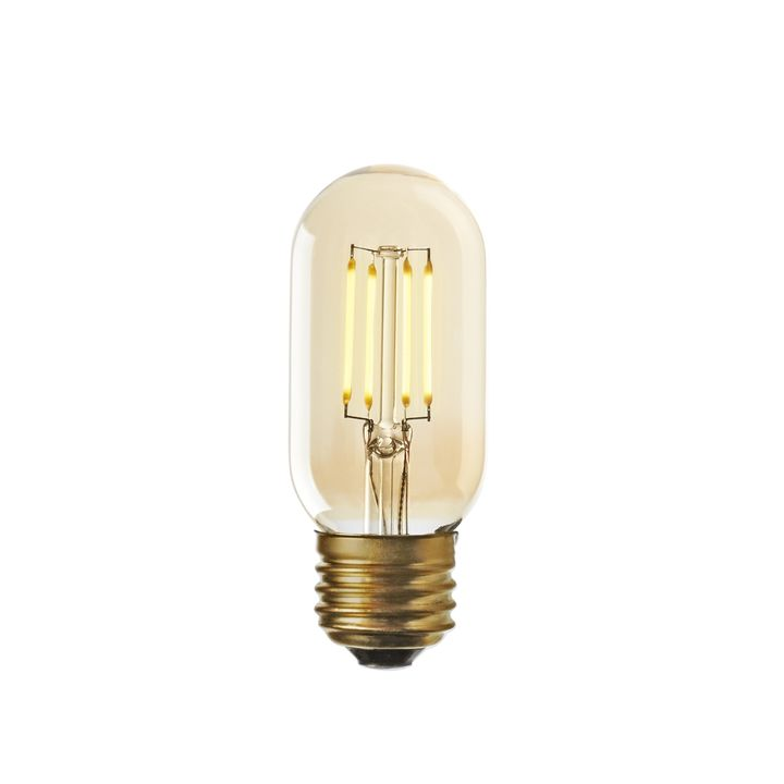 Williamsburg LED T14 Vintage Edison Bulbs (E26), Single
