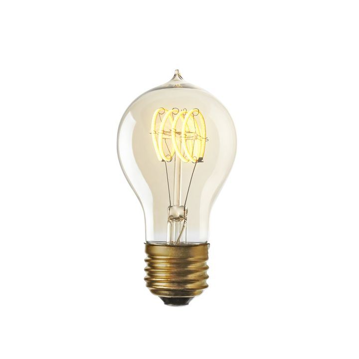 Coney Island LED A19 Vintage Edison Bulbs (E26), Single