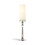 Somerset Silver Pillar Candle Holder, Large