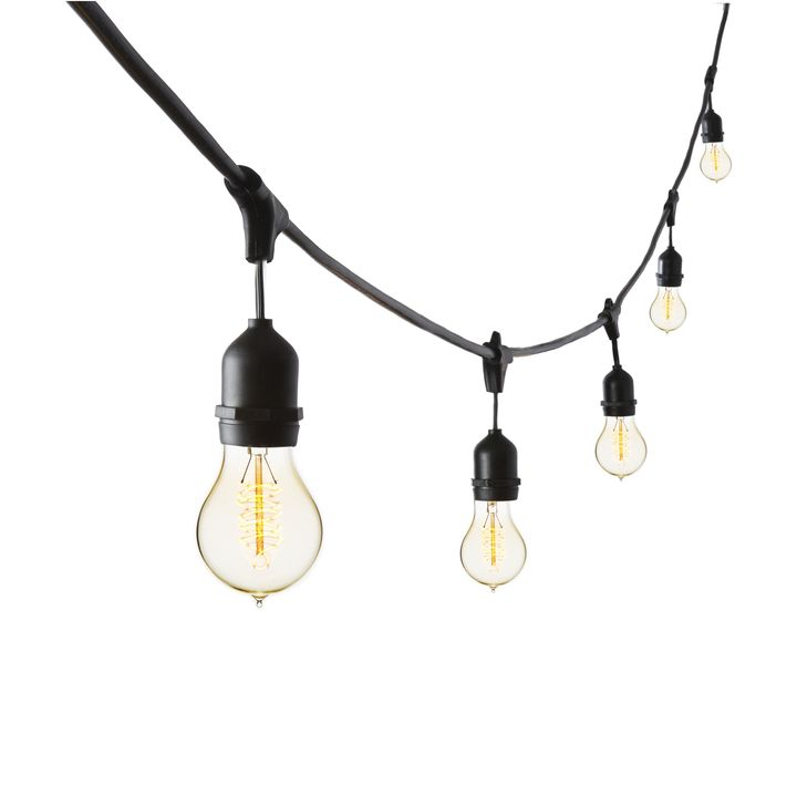 Crown Heights Incandescent Heavy-Duty Vintage Stringer, Strand of 10