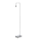 Prospect Floor Lamp, Chrome