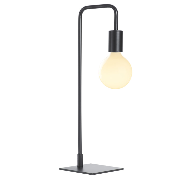 Prospect Table Lamp, Matte Black