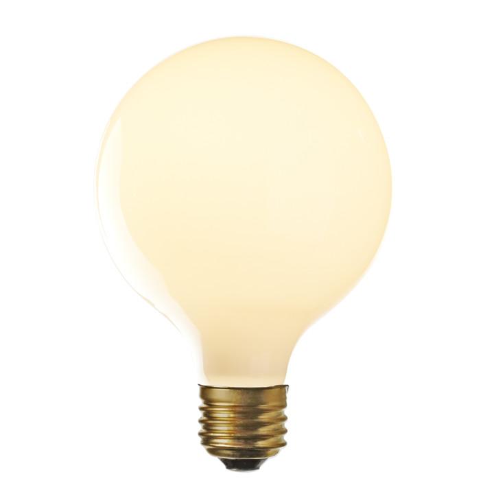 Carlton Frosted LED G40 Bulb (E26), Single