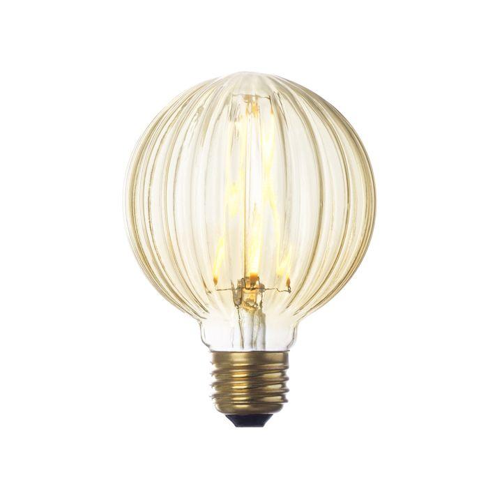 Myrtle LED G25 Vintage Edison Bulb (E26), Single