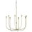 Arden 8-Light Chandelier, Aged Brass