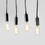 Bushwick Mini ST10 Vintage Candelabra Bulbs 40W (E12) - Set of 4
