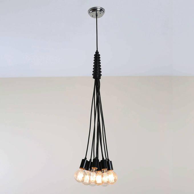 lights com ceiling chandeliers 10 light cluster chandelier