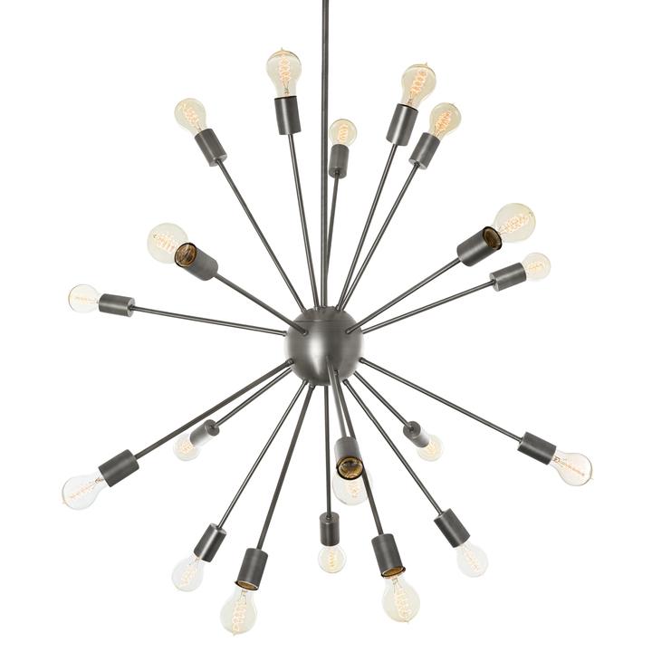 20-Light Sputnik, Pewter