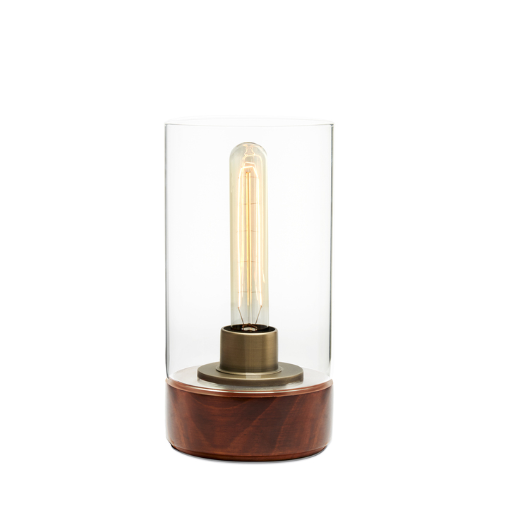 Benson Accent Lamp, Cherry