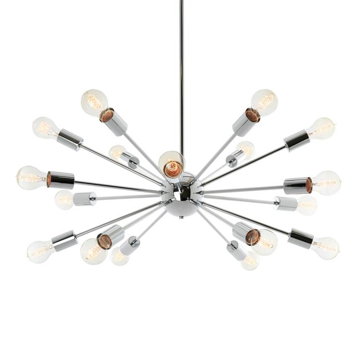 18-Light Sputnik, Chrome