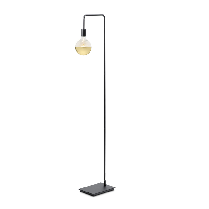 Lights lamps floor lamps prospect floor lamp matte black prospect floor lamp matte black mozeypictures Choice Image